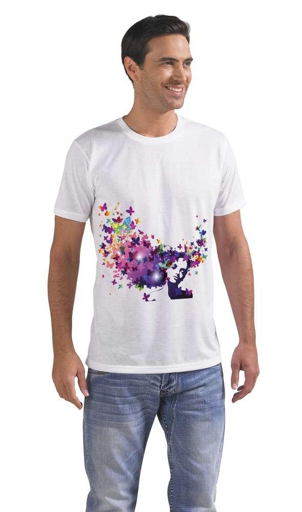 футболка для печати